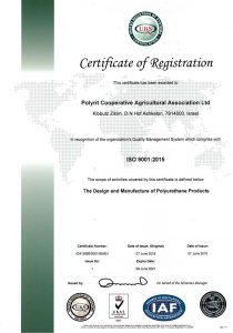 POLYRIT - 9001 Certificate10062018